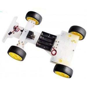 Набор для сборки шасси с поворотной осью Модели для сборки