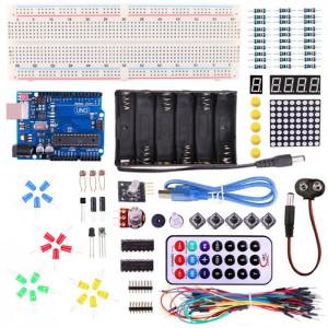 Набор электроники UNO mini starter kit Arduino совместимые наборы