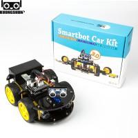 Роботизированный автомобиль Kuongshun v.3.0 Модели для сборки