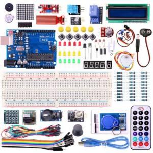 Набор электроники UNO starter kit Arduino совместимые наборы