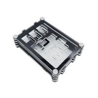 Корпус 9 слоев для Raspberry Pi 3 B/ Pi 2 B / B+ с поддержкой вентилятора Корпусы и охлаждение