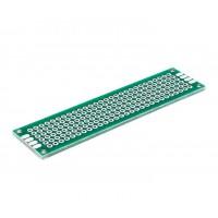 Макетная плата PCB 2x8 см