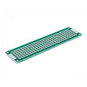 Макетная плата PCB 2x8 см Макетные платы