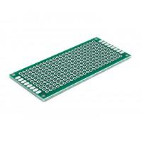 Макетная плата PCB 3x7 см