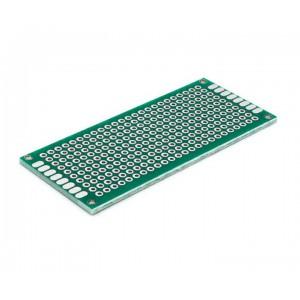 Макетная плата PCB 3x7 см Макетные платы