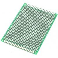 Макетная плата PCB 6x8 см