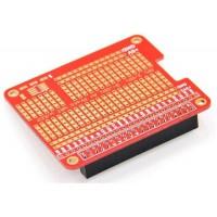 Плата расширения Prototype HAT Shield для Raspberry Pi 3/2 Model B / B + / A +