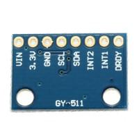 3-х осевой магнитометр-акселерометр GY-511 LSM303DLHC