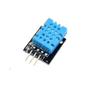 Модуль температуры и влажности DHT11 цифровой