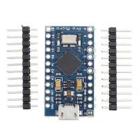 Pro Micro ATmega32U4 kit (Arduino совместимая плата)
