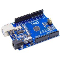 Uno CH340 (Arduino совместимая плата)