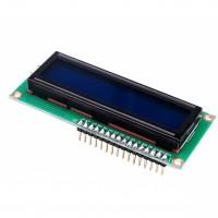LCD1602 Символьный дисплей 16x2 Синий