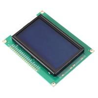 LCD1604A Символьный дисплей 16x4 Синий