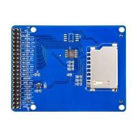 LCD TFT дисплей 2.4'' 320x240 тачскрин с поддержкой Uno R3 Дисплеи