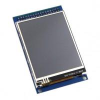 LCD TFT дисплей 2.8'' 320x240 тачскрин с поддержкой Uno Mega2560 Дисплеи
