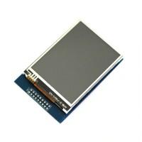 LCD TFT дисплей 2.8'' 320x240 тачскрин с поддержкой Uno Mega2560