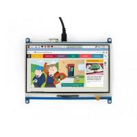 LCD дисплей 7'' IPS 1024x600 HDMI тачскрин с меню OSD для Raspberry Pi / Banana Pi / PC / Xbox360 / PS4 / Nintendo Дисплеи