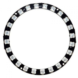 Круг 24-bit WS2812 5050 RGB LED