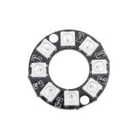 Круг 8-bit WS2812 5050 RGB LED