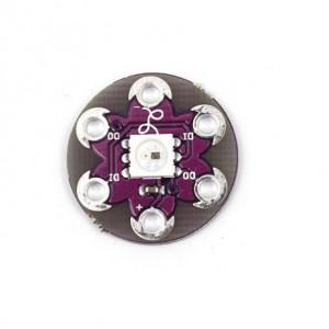 Круг LilyPad RGB LED