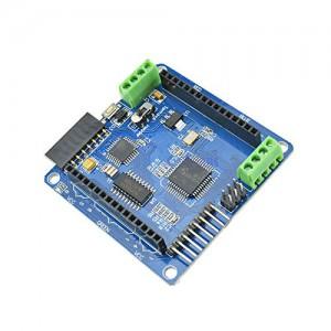 Плата управления Colorduino LED RGB с матрицей 8x8 (5мм) LED RGB