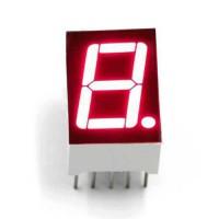 7 сегментный индикатор 10 пин 14.2 мм красный (общий катод)