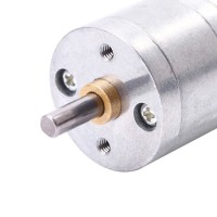 Мотор-редуктор JGA25-370 (250 об/мин)