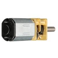 Мотор-редуктор - 12В - 60 об/мин