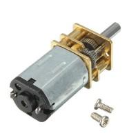Мотор-редуктор - 12В - 100 об/мин