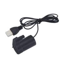 Погружной насос USB DC 5В черный (вертикальный)