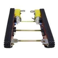 Гусеничное шасси для роботизированных проектов Модели для сборки