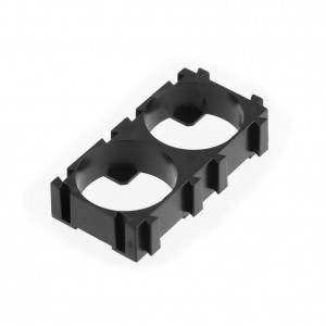 Модульный крепеж на 2аккумулятора 18650, 2 шт. Отсеки для батареек