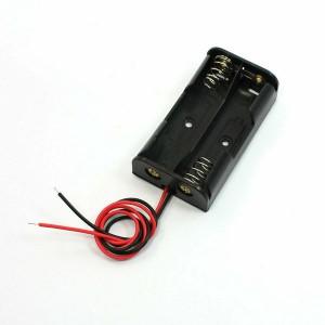 Батарейный отсек 2xAA Отсеки для батареек