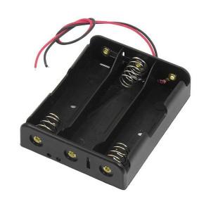 Батарейный отсек 3x18650 Отсеки для батареек