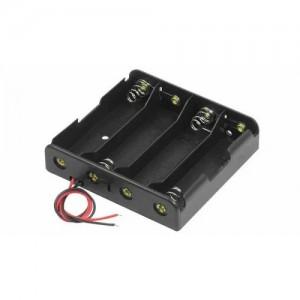 Батарейный отсек 4x18650 Отсеки для батареек