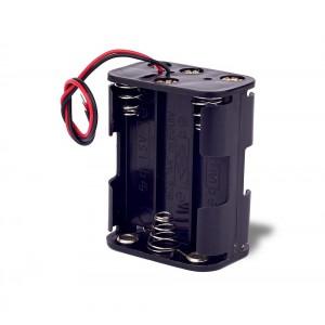 Батарейный отсек 6xAA Отсеки для батареек