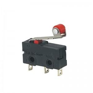 Микропереключатель с колесом 10T85 Переключатели