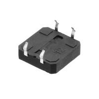 Кнопка переключения 12x12x7.3 мм Кнопки