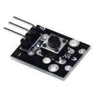 Кнопочный модуль с тактовой кнопкой 5 В Кнопки