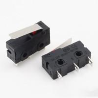 Микропереключатель SPDT (лапка 16 мм) Переключатели