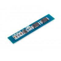 Модуль защиты li-ion аккумуляторов PCB BMS 2S 18650 3A