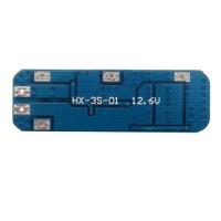 Модуль защиты li-ion аккумуляторов PCB BMS 3S 18650 10A