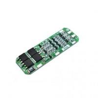 Модуль защиты li-ion аккумуляторов PCB BMS 3S 18650 20A
