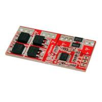 Модуль защиты li-ion аккумуляторов 4S 18650 30A