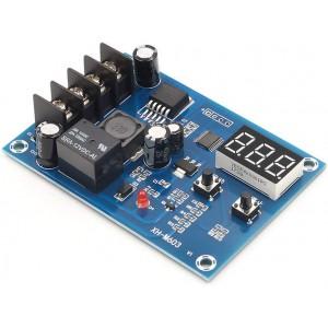 Модуль контроля зарядки с защитой по напряжению XH-M603