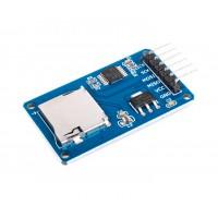 Модуль Micro SD Card чтение и запись