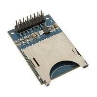 Модуль SD Card чтение и запись
