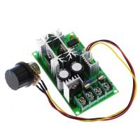 Регулятор оборотов двигателя ШИМ 9-55В 40A