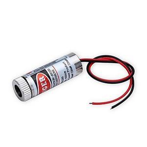 Лазерный модуль (точка) - 5 мВт 650 нм Красный