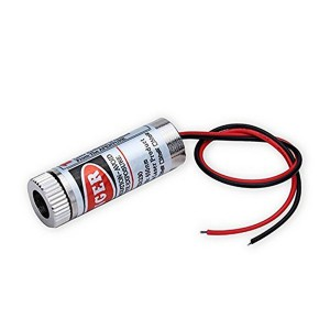 Лазерный модуль (линия) - 5 мВт 650 нм Красный